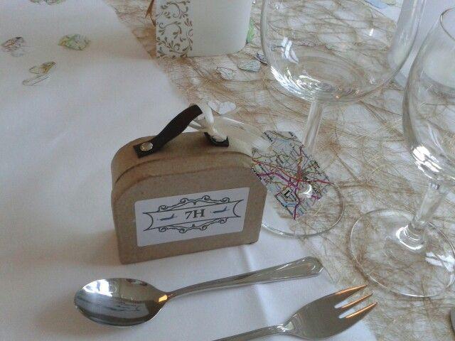 Hochzeit Thema Reisen Travel Theme Wedding