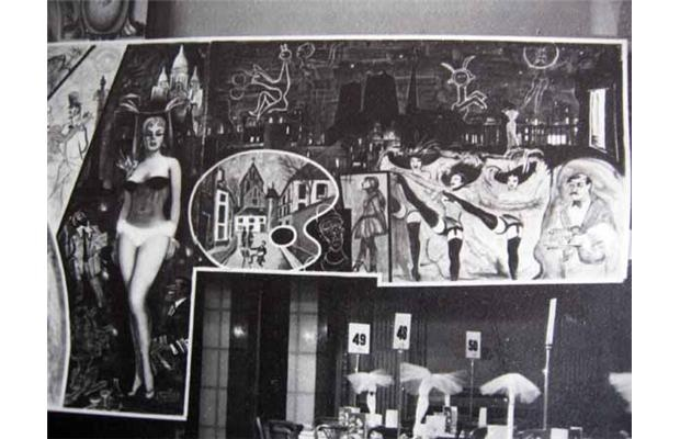 My father Robert Hyndman was the artist who painted the murals for the Maycourt Ball at the Chateau Laurier, for the events from approximately 1946 and into the 50's.