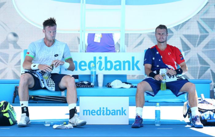 Australian Open: Lleyton Hewitt's Final Slam Ends With Doubles Loss To Jack Sock And Vasek Pospisil