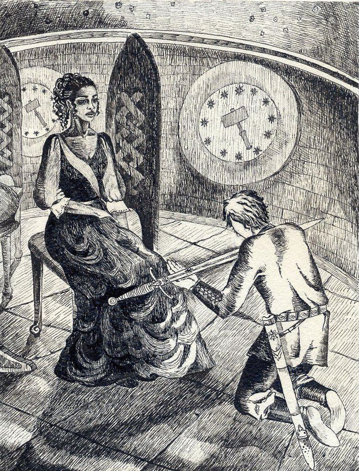 Nasuada and Eragon