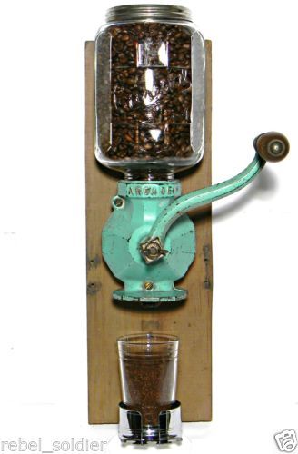 Wall Mounted Grinder ~ Images about coffee grinders on pinterest