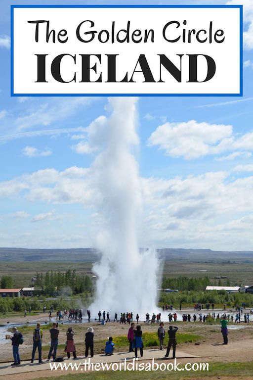 Iceland Golden Circle Tour - The World Is A Book