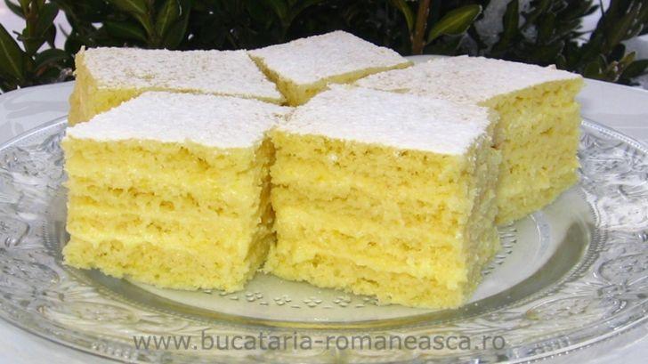 Prăjitură Albă ca zăpada: Romanian Sweet, Cake, Romanian Recipes, Desert Deosbit, De Gustos, Desserts Sweets, Case