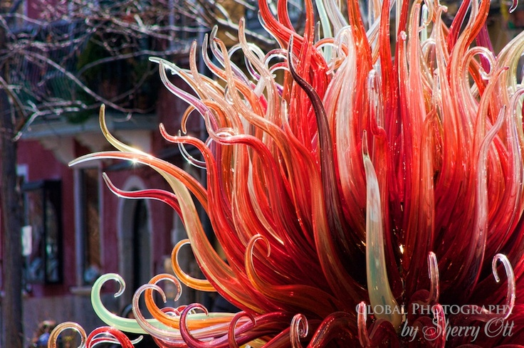 Murano - the island of glass