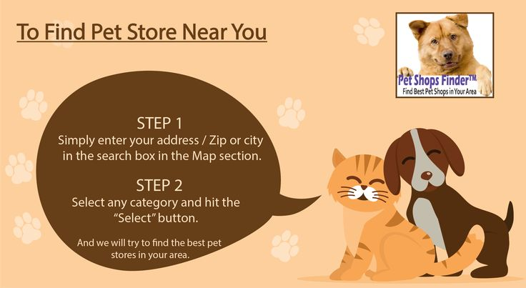 How to find #PetStore near you #PetStores #PetShop #PetShopsFinder #Pets #Animals