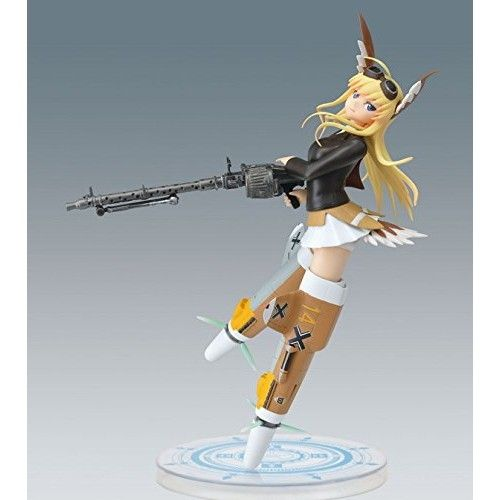 Strike Witches 2 - Moecolle PLUS Hanna Justina Marseille