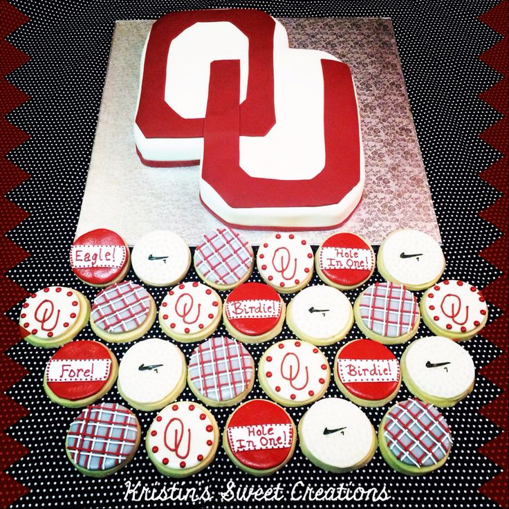 17 Best College Cakes Images On Pinterest
