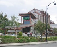 River Rock Casino Resort in Richmond, British Columbia,