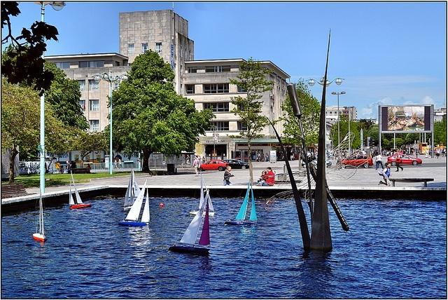 Plymouth City Centre.. Nikon D3100. DSC_0294 by bobchin1941, via Flickr