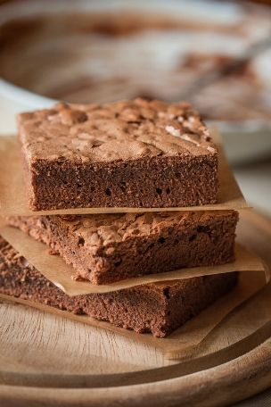 Make Brownies from Scratch - It's so easy and they are so much better!