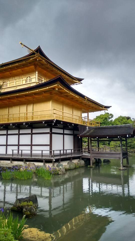 The Golden Palace a.k.a. Kinkaku-ji Kyoto