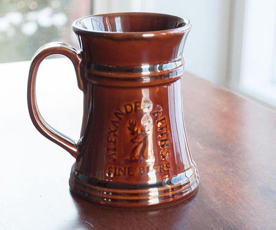#3rvintage, #beer, #mug, #chop Beer chop Alexander Keith