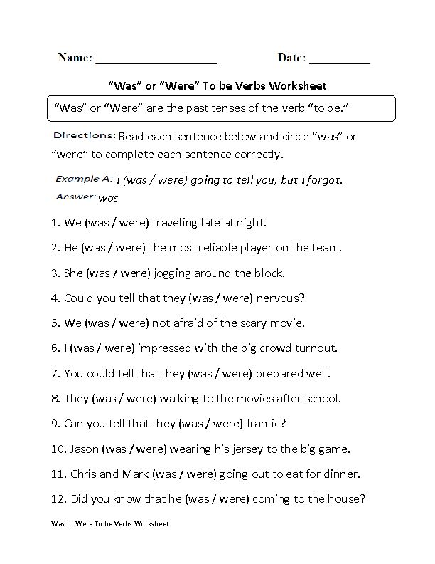 Pin On Verbs Worksheets The verb be worksheets