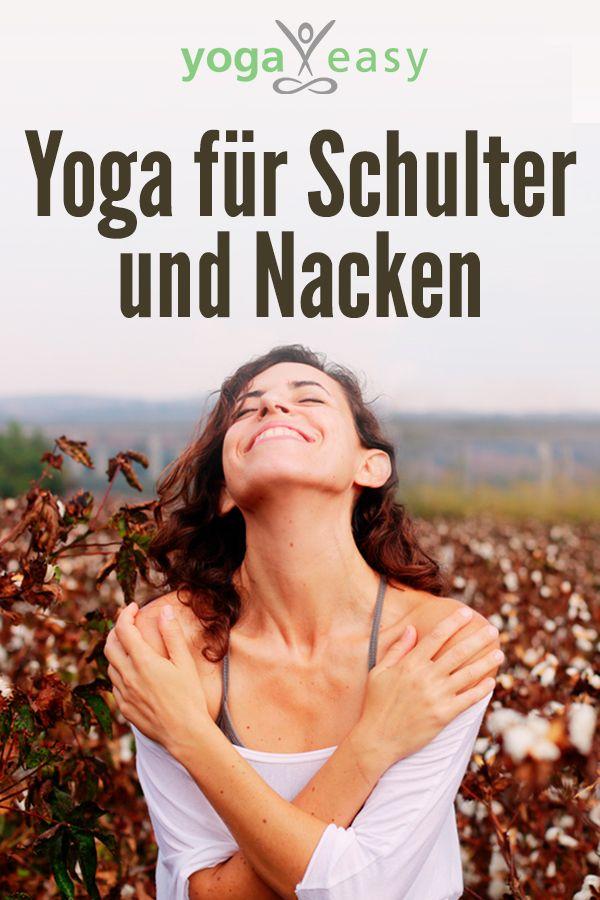 Yoga für Schultern und Nacken – mit Übungen