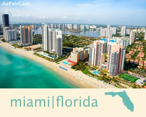 Miami, Florida has lots of things to do, especially for au pairs and J-1 visa participants traveling the US during their grace period or vacations.