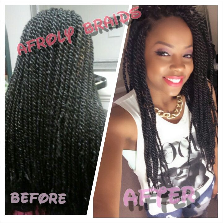 Our work afroly hair braiding salon in raleigh nc for Salon locks twists tresses