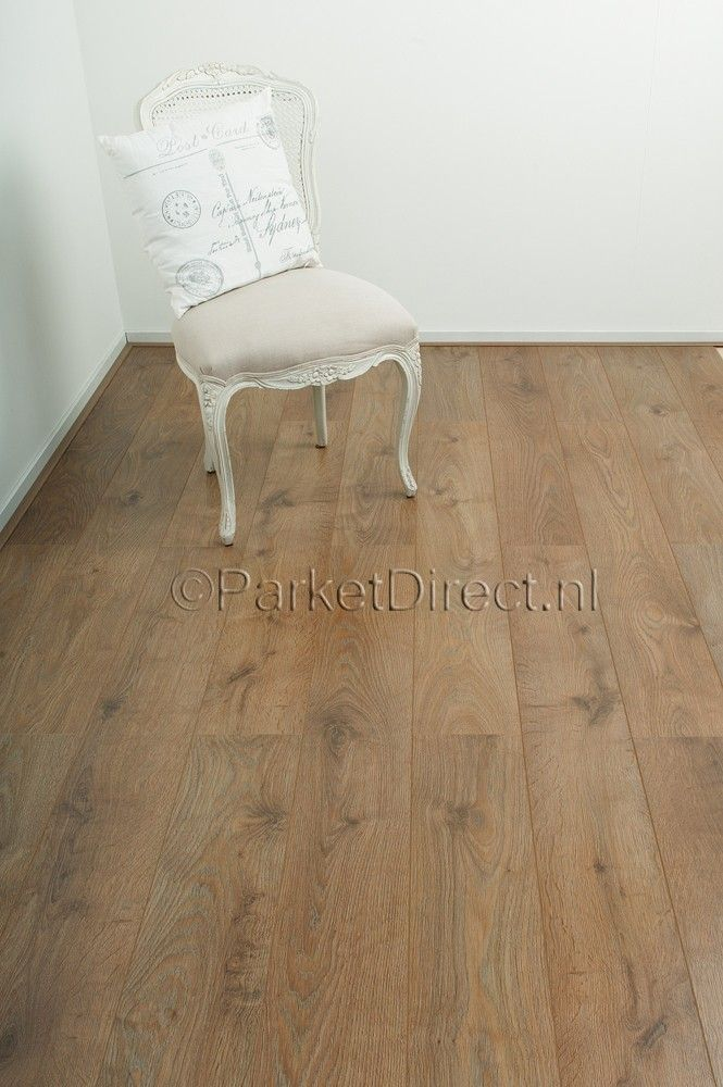ParDi 7mm V-groef laminaat Shed oak