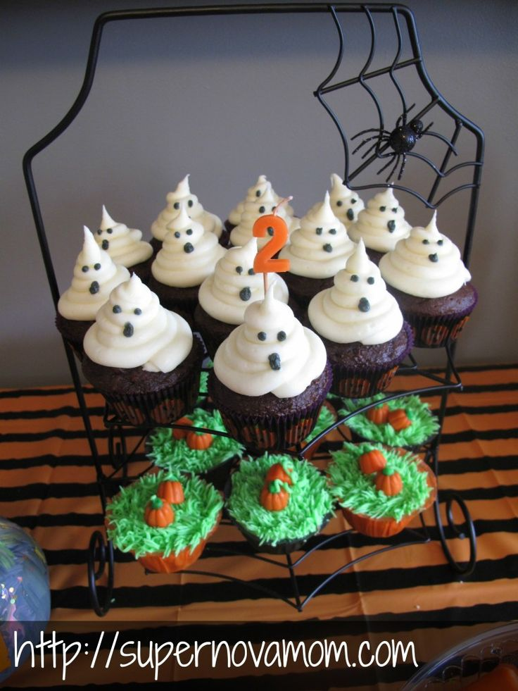 A Halloween Birthday Party...or just for a regular ol' Halloween party!
