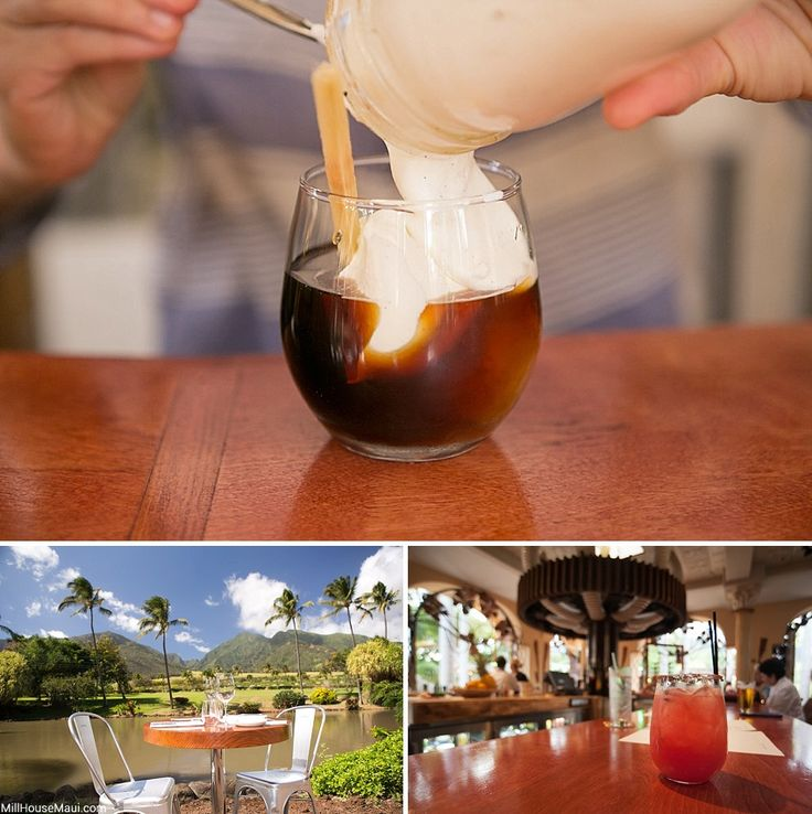 Best Happy Hour on Maui. This sis Maui Tropical Plantation. They also have happy hour!