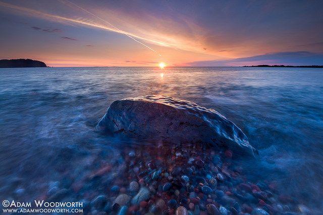 Herring Cove Sunrise | Herring Cove Sunrise Campobello Islan… | Flickr
