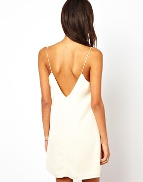 Image 2 of ASOS Cami Slip Mini Dress