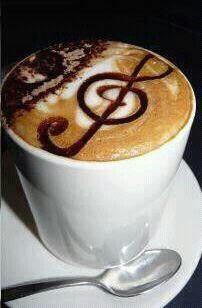 Musical cofee