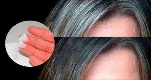 Κοινοποιήστε στο Facebook Υπάρχει ένα συστατικό, το οποίο μπορεί να σταματήσει το γκριζάρισμα των μαλλιών αλλά και την τριχόπτωση. Ποιο είναι αυτό; Το λάδι καρύδας…. Αυτό είναι τόσο ωφέλιμο για τη γενική υγεία και μας βοηθά να διατηρήσουμε τη φυσική...