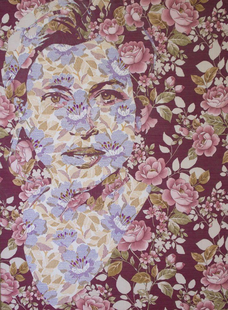 Alexa in wallpaper