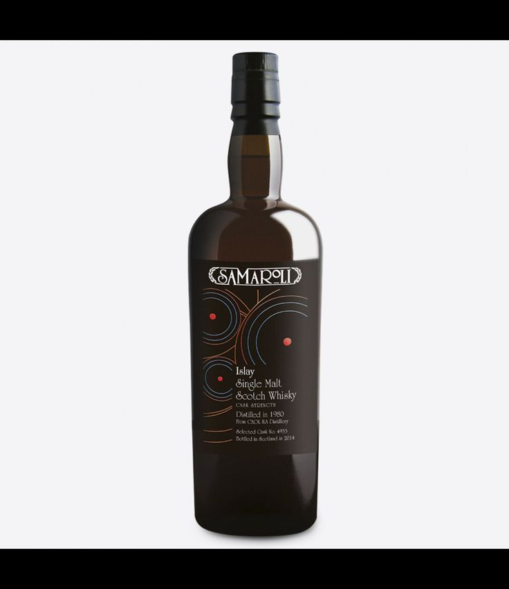 Samaroli - 1980 Islay Single Malt Scotch Whisky Caol Ila distillery - Spirits - Collection | L-Originale