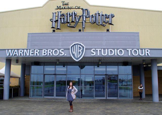Harry Potter Studio Tour - Hogwarts in the Snow | The Aussie Flashpacker