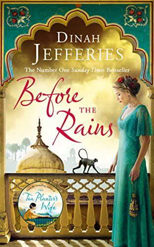 Dinah Jefferies always gives such a sense of place in her historical fiction. I've loved her previous novels and Before the Rains is consistent in how the stories have impacted on me. I don…