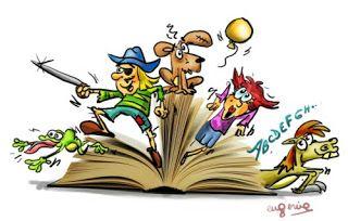 Activitat de lectura: El meu conte favorit.