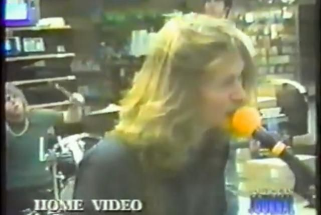Rare Nirvana Video from 1988 | Mental Floss