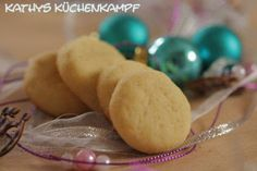 Marzipan-Plätzchen - einfach aber oho