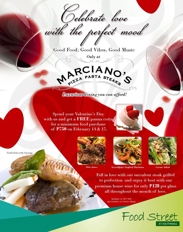 The 91 best food images on pinterest essen eten and foods spend your valentines day at marcianos and get a free panna cotta visit marcianos at forumfinder Image collections