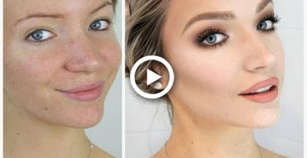 How to: Contour and Highlight for PALE SKIN! | Stephanie Lange – #Contour #Highl…