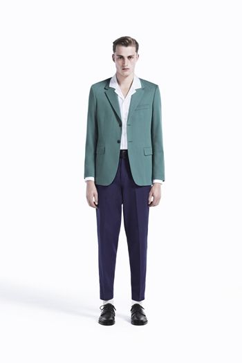 COS Spring Summer 2012 Lookbook Mens