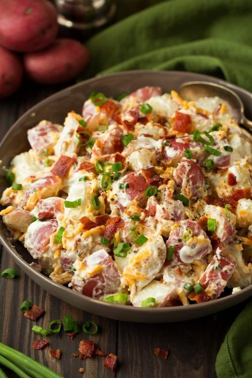 Cheddar Bacon Ranch Potato Salad Recipe Not everyone looks forward going to a picnic. The sun is blazing, weather is gusty, and none of your friends wanted to come. It becomes hard to get excited for a picnic that feels like everything is going wrong, until you get to the meal that is. Cheddar Bacon … Continue reading »