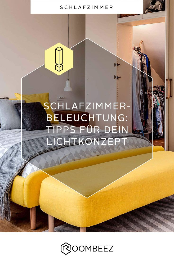 Schlafzimmer Beleuchtung » Tipps Und Ideen | Roombeez @ OTTO | Pinterest | Schlafzimmer  Beleuchtung, Lichtkonzept Und Schlafzimmerlichter