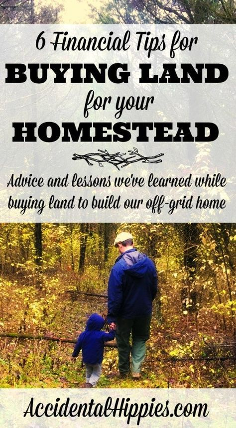If you're dreaming of one day buying a piece of land to build a house or start a homestead, there is some important financial information you NEED to know before you take the leap from DREAMING to DOING. Don't jeopardize your homestead success because of money -- start off on the right financial foot!