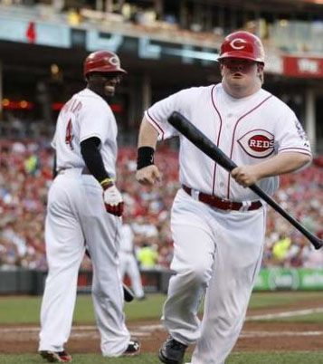 Kid With Down Syndrome Defies Doctors to be Cincinnati Reds Batboy | LifeNews.com