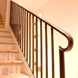 Best Gulassa And Company Stairs Stair Railing Architecture 400 x 300