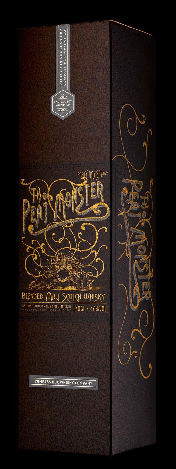 The Peat Monster on Behance