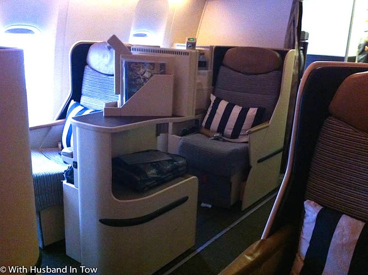 How to Make the Most of a Business Class Flight #luxury #travel