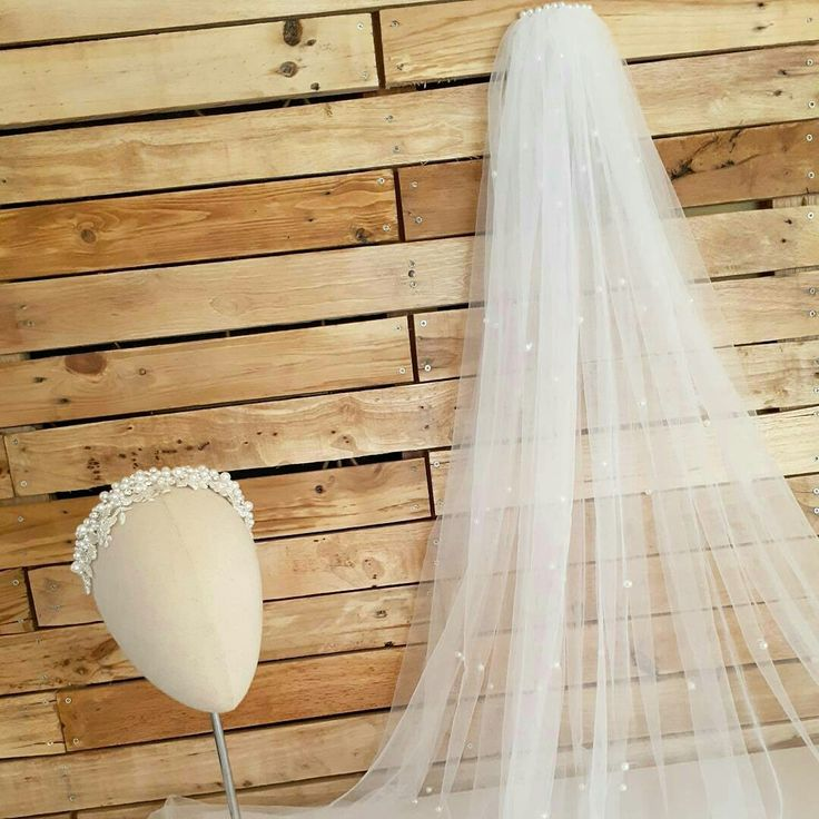 Shet Veil and hairpiece