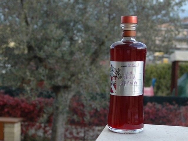 pomegranate liqueur - Vegan blogs - Vegan Recipes - Vegan - Cruelty Free