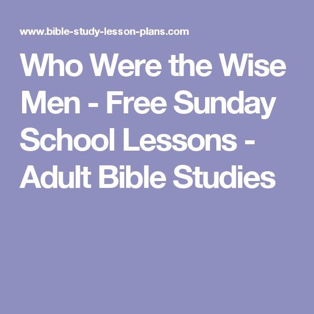 adult bible study activities