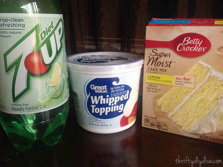 Weight Watchers Lemon Cake...zest some lemon on top of cool whip