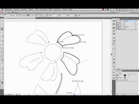 Illustrator oefening 3