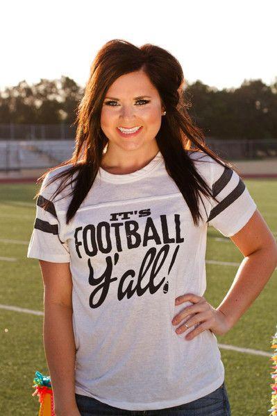 """""""It's Football Y'all"""""""